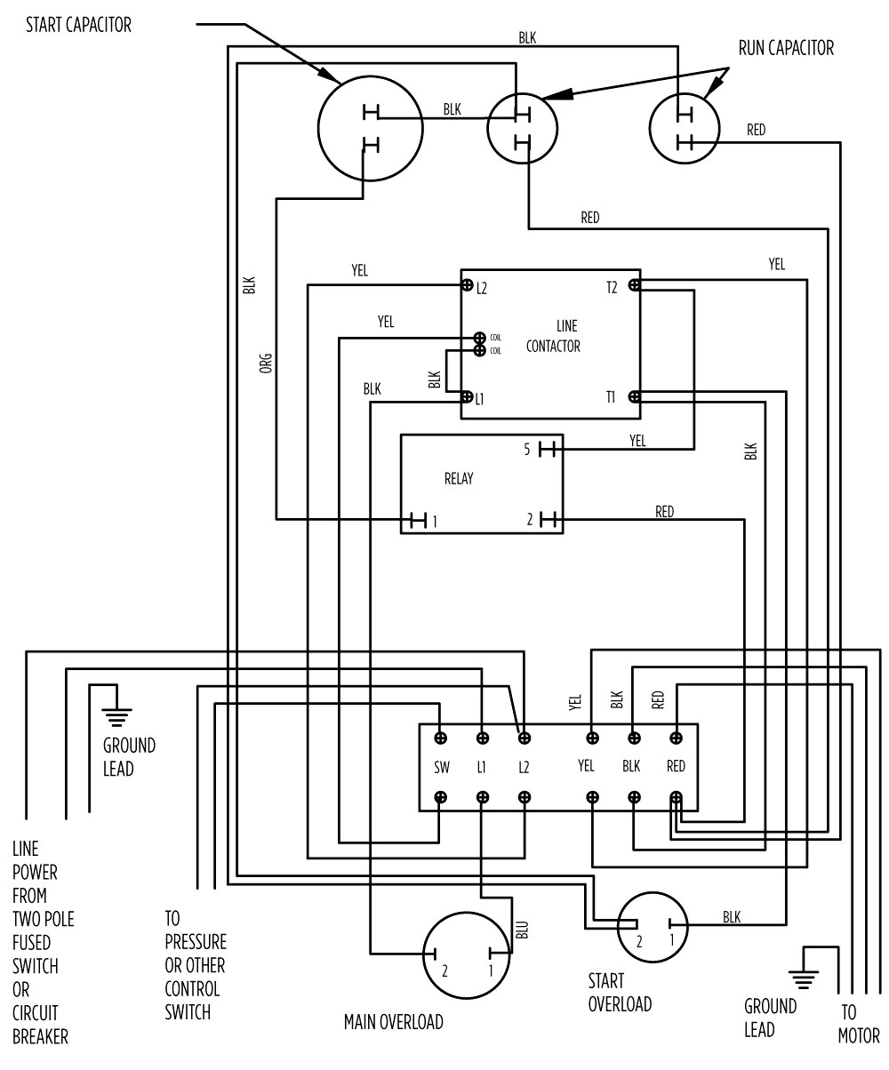water well pump wiring diagram Collection-Water Pump Pressure Switch Wiring Diagram Fresh Wonderful Franklin 3-t