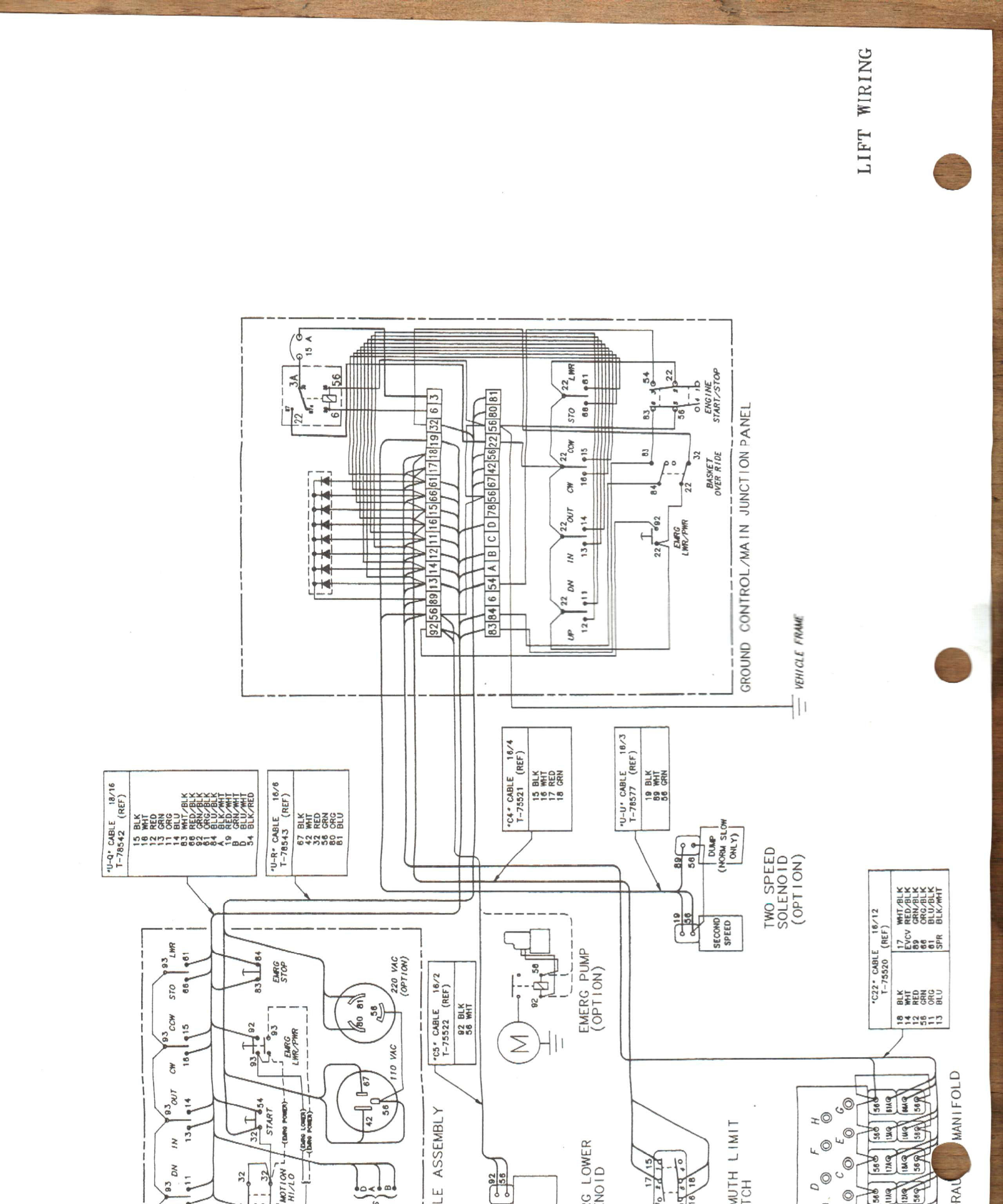 wb21x5243 wiring diagram Collection-telsta boom wiring diagram Download Telsta Bucket Truck Wiring Diagram Collection 8 c DOWNLOAD Wiring Diagram 4-s