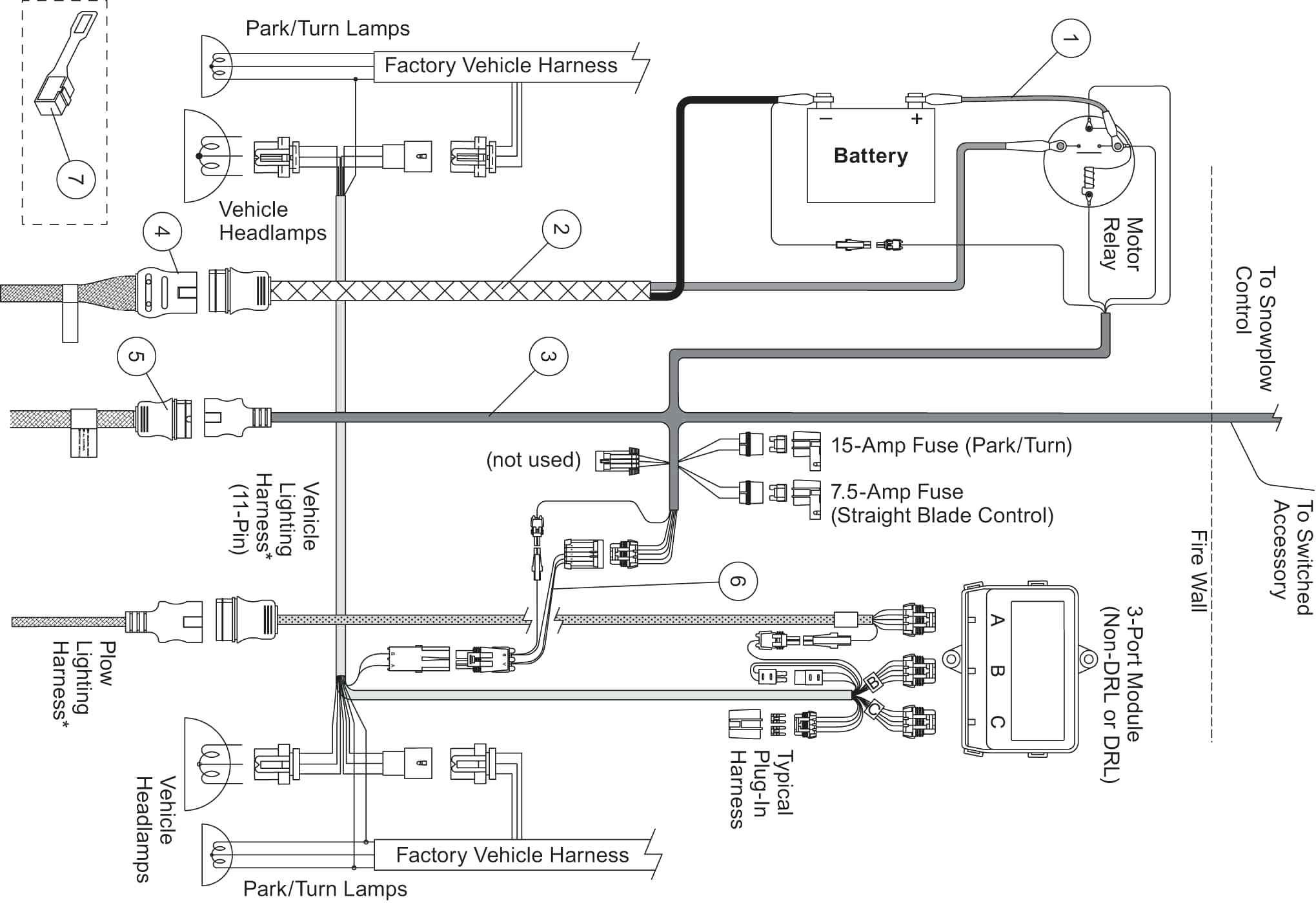 western salt spreader wiring diagram Download-Fisher Snow Plow Solenoid Wiring Diagram Western Boss Snowplow Throughout 16-c