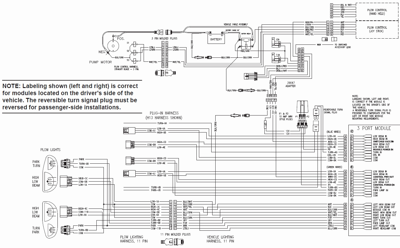 western snow plows wiring diagram headlights Collection-Full Size of Wiring Diagram Western Unimount Plow Wiring Diagram Awesome Diagram Hiniker Snow Plow 13-a