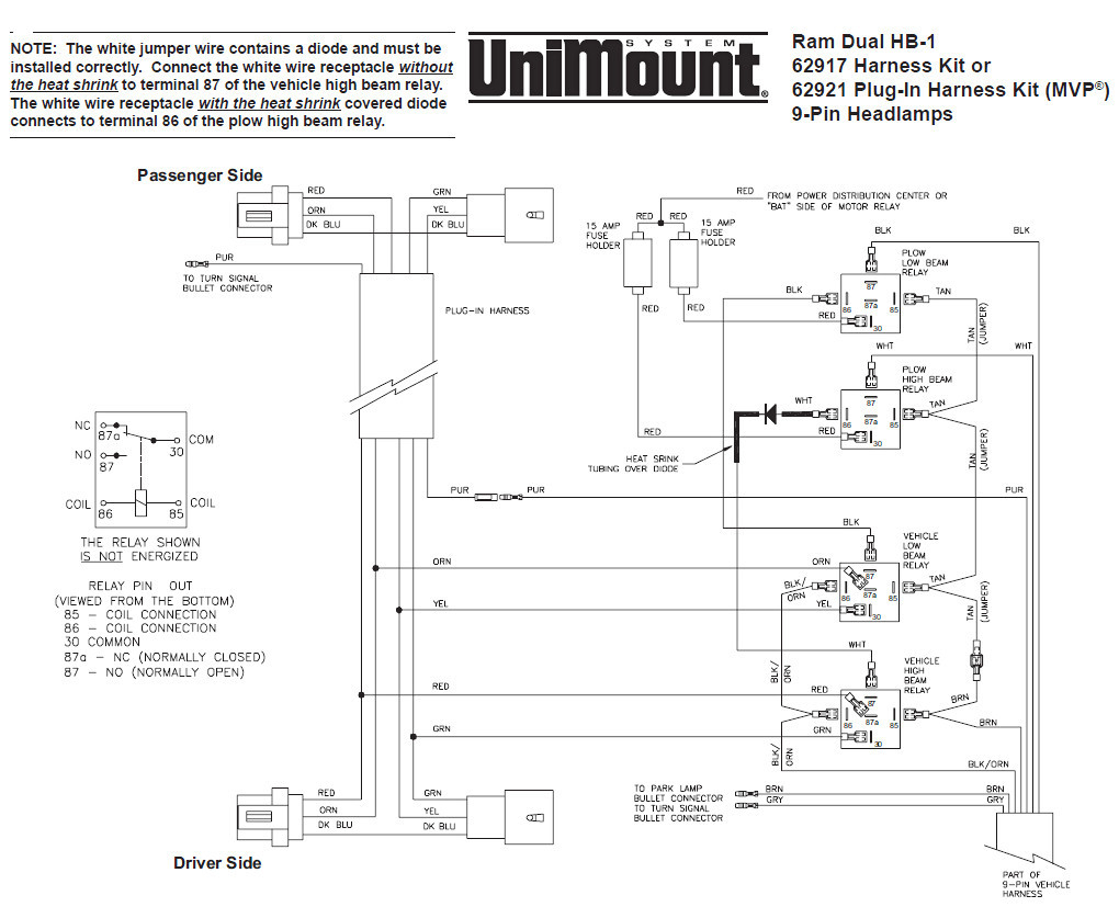 western snow plows wiring diagram headlights Download-western snow plow solenoid wiring diagram Download Western Snow Plow Wiring Diagram Unimount Library Ayurve 17-h