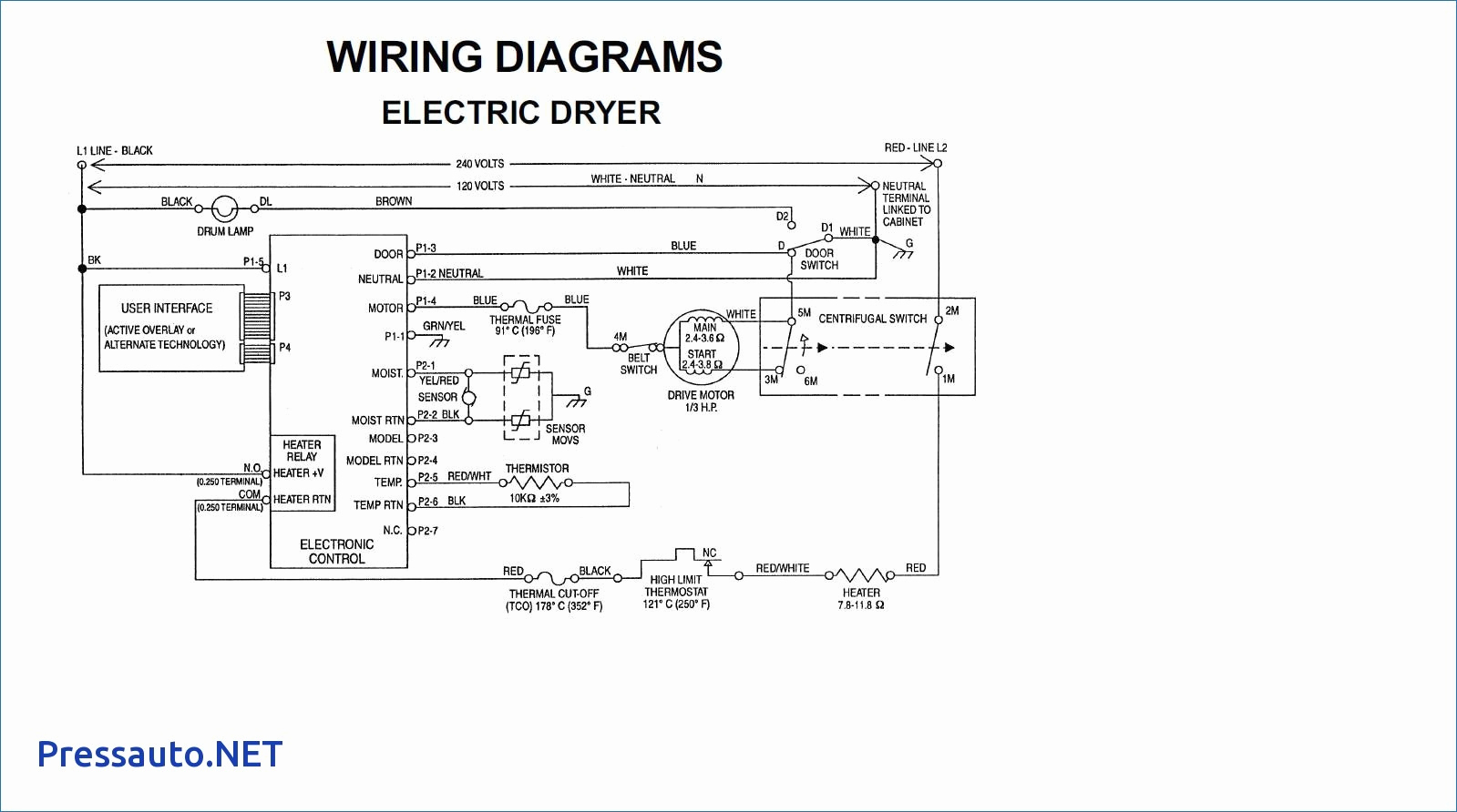 whirlpool gas dryer wiring diagram Collection-Whirlpool Cabrio Dryer Wiring Diagram Fresh Whirlpool Cabrio Dryer Wiring Diagram Dolgular New Whirlpool 10-o