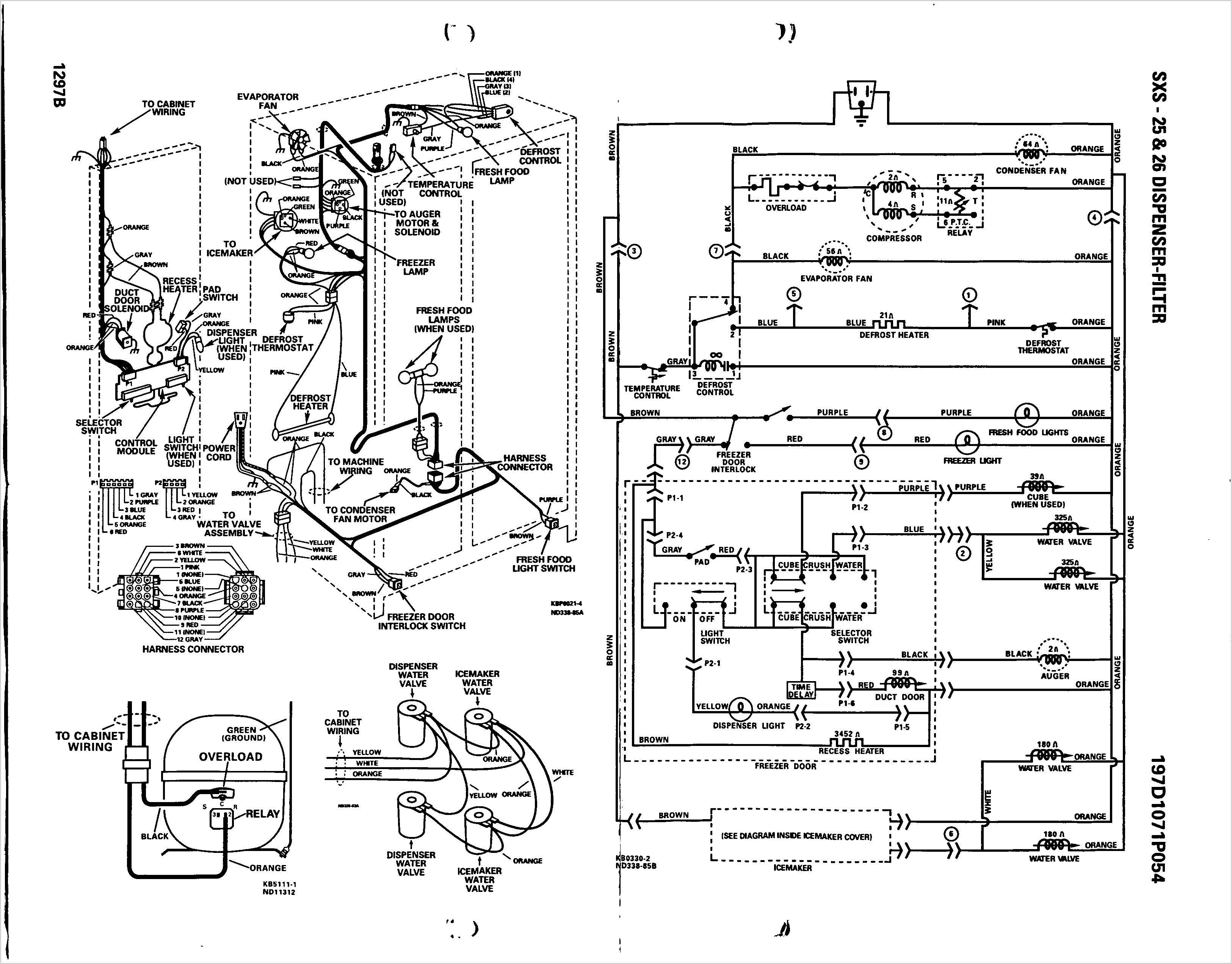 whirlpool gas dryer wiring diagram Collection-Wiring Diagrams For Whirlpool Dryer 18-n