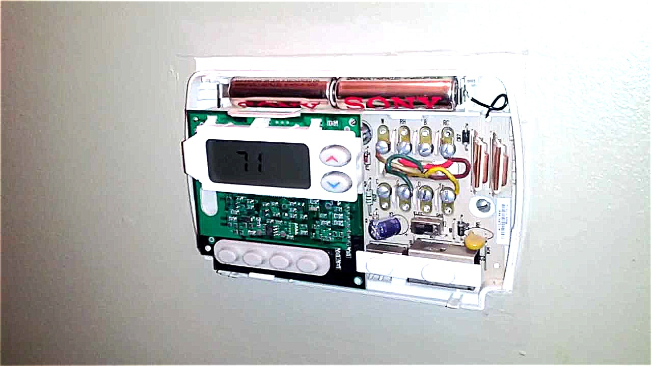 white rodgers thermostat wiring diagram 1f79 Collection-White Rodgers Thermostat Wiring Diagram Diagram Chart Gallery 13-g