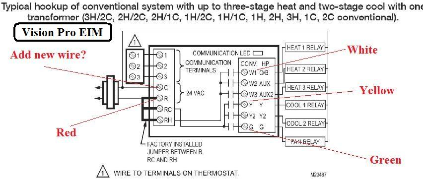 white rodgers thermostat wiring diagram 1f80 361 Collection-Installing A Honeywell thermostat with 2 Wires Fresh Pretty Honeywell Wiring Diagrams Electrical Circuit Diagram 6-g