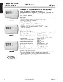 white rodgers thermostat wiring diagram 1f80 361 Download-White Rodgers thermostat Wiring Diagram Best White Rodgers thermostat Wiring Diagram 1f80 261 5-i