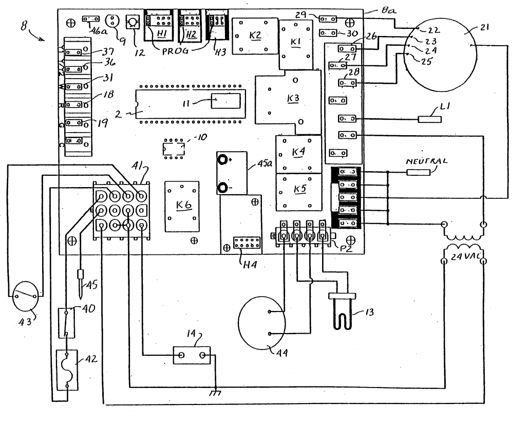williams wall furnace wiring diagram Download-Williams Fan Coil Unit Wiring Diagram Best Gas Furnace Wiring Diagram for Wall Wiring Diagram 13-t