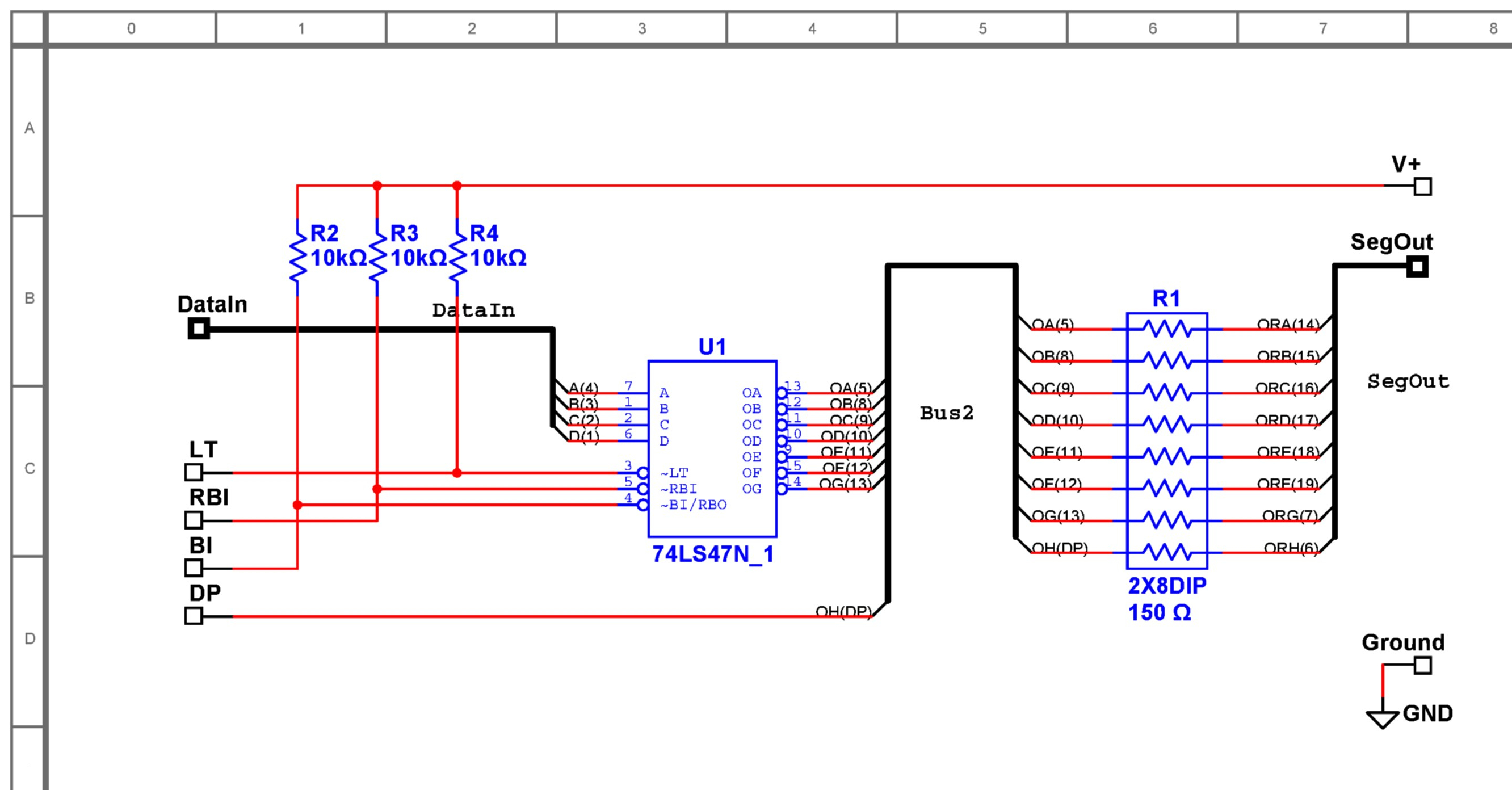wiring diagram drawing software Collection-Circuit Diagram Program New Up Counter Circuit Wiring Diagram Ponents 17-h