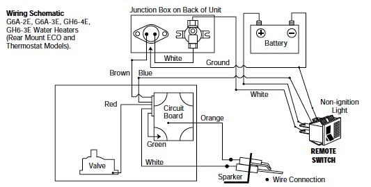 wiring diagram for hot water heater element Download-Water Heater Wiring Schematics Water Heater 8-p