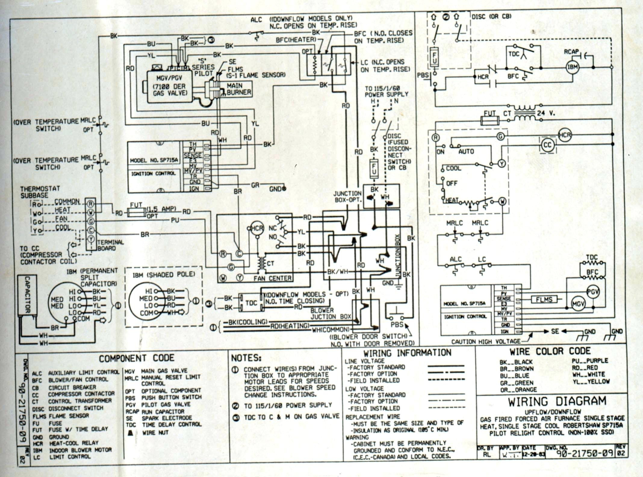 wiring diagram for mobile home furnace Download-Wiring Diagram For Miller Electric Furnace Inspirationa Manufactured Home Wiring Diagrams Fresh Miller Furnace Wiring 6-m