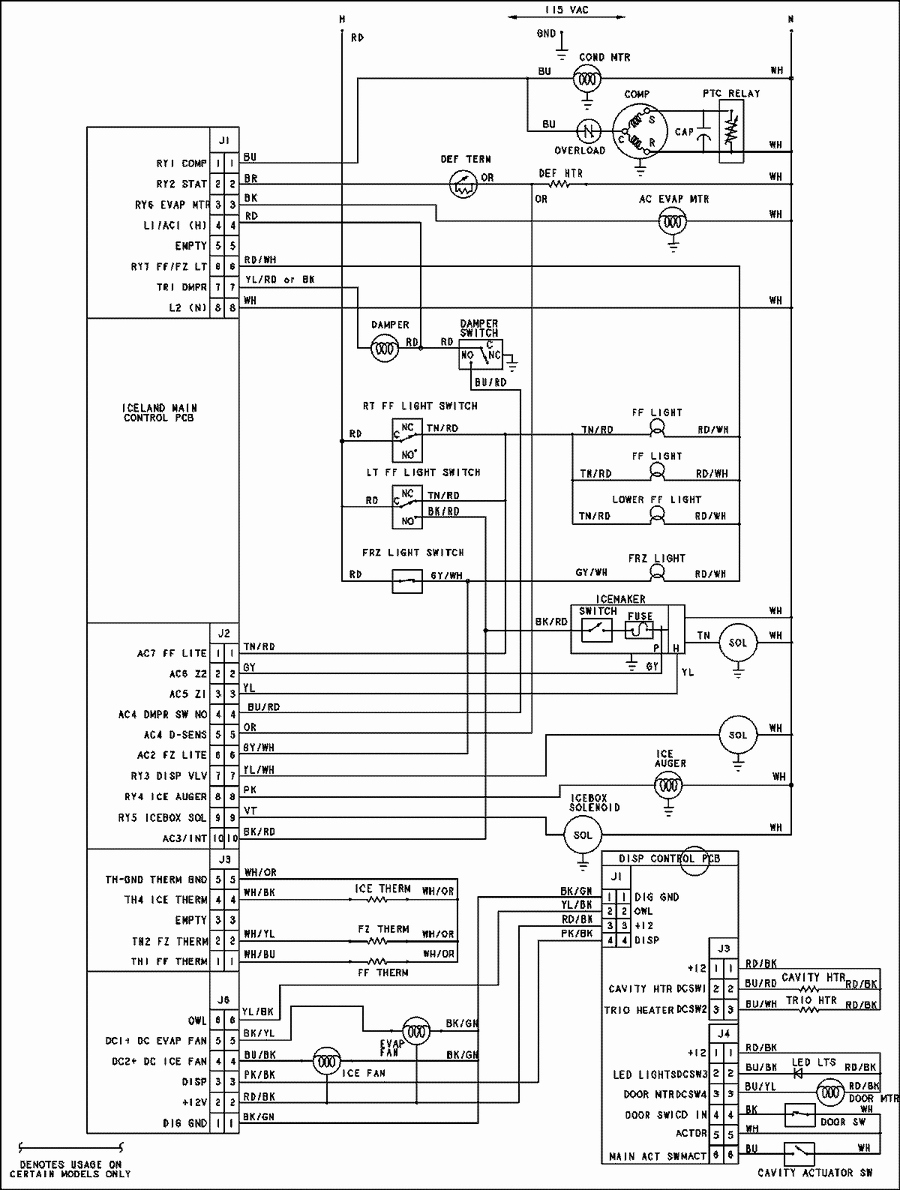 wiring diagram for whirlpool dryer heating element Download-Whirlpool Dryer Heating Element Wiring Diagram Elegant Whirlpool Refrigerator Wiring Diagram Wellread 1-r