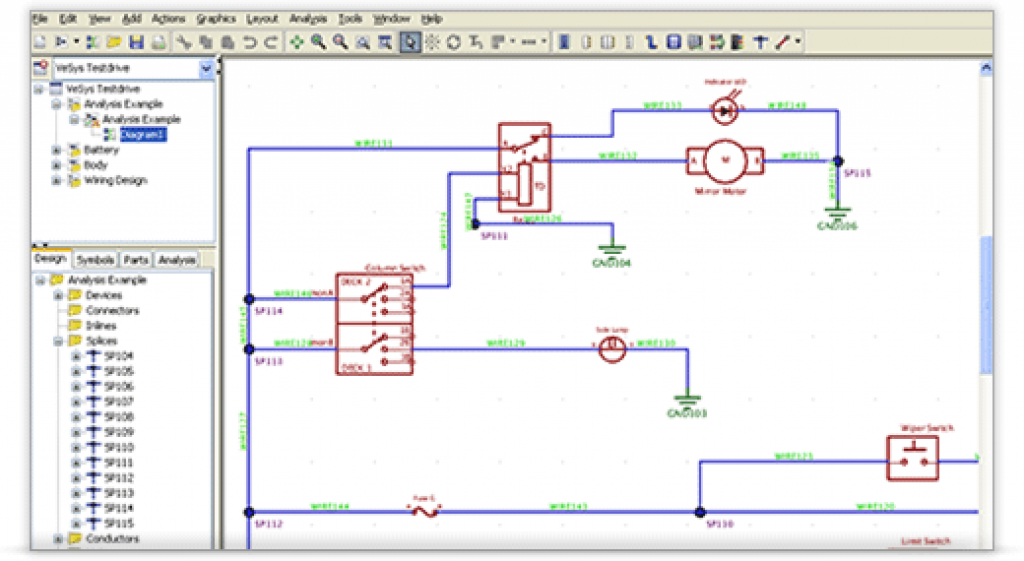 wiring diagram software free download Download-Free Circuit Diagram software Unique Inspirating Wiring Diagram Free Wiring Diagram software Download 44 Best 17-h