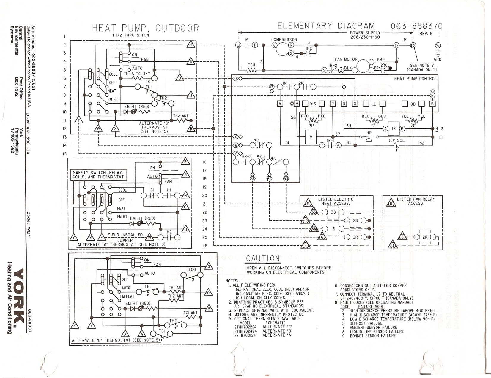 york electric furnace wiring diagram Collection-York Electric Furnace Wiring Diagram Fresh York D7cg Wiring Schematic Wiring Diagram • 12-l