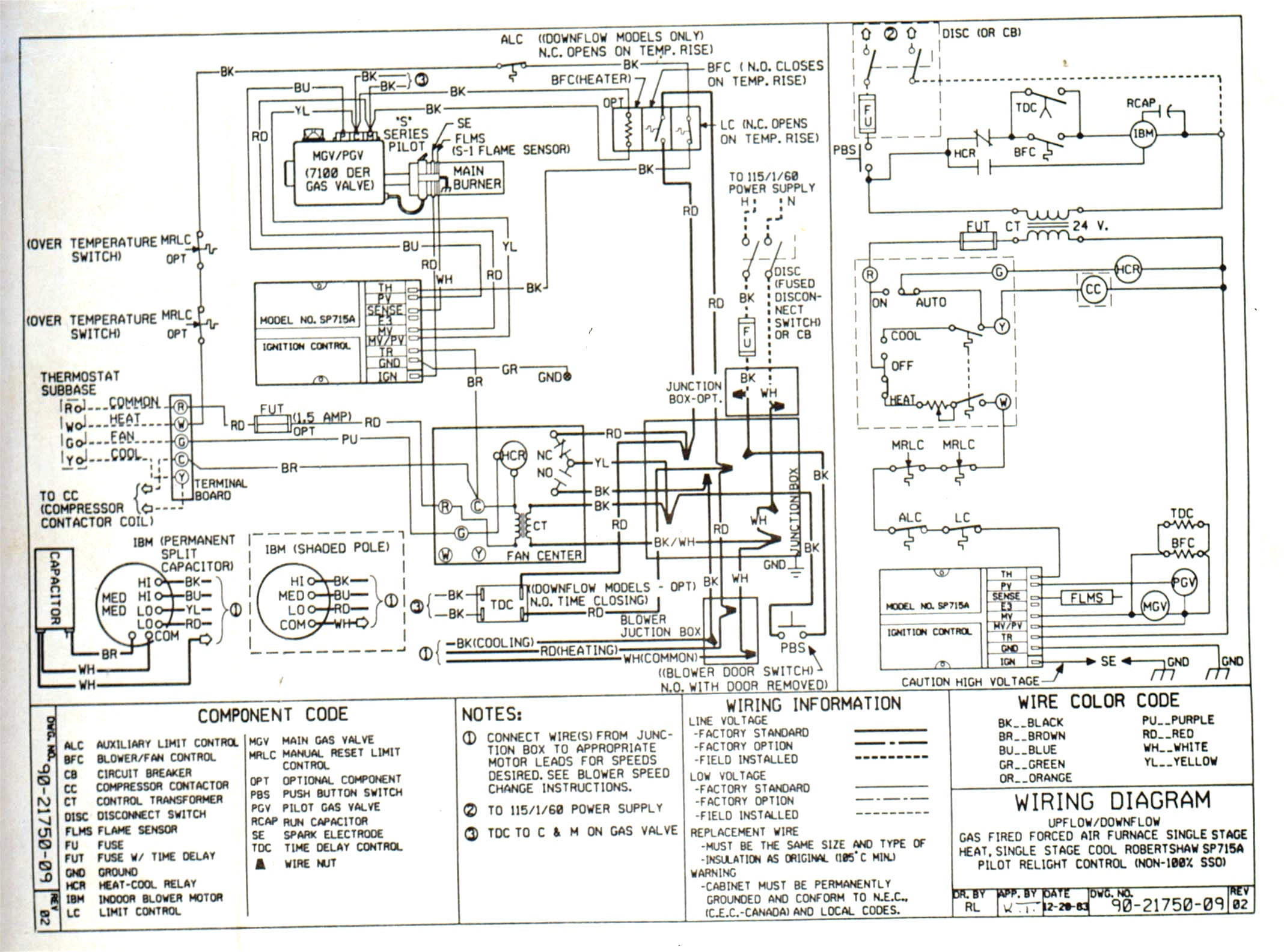 York Heat Pump Wiring Diagram Gallery