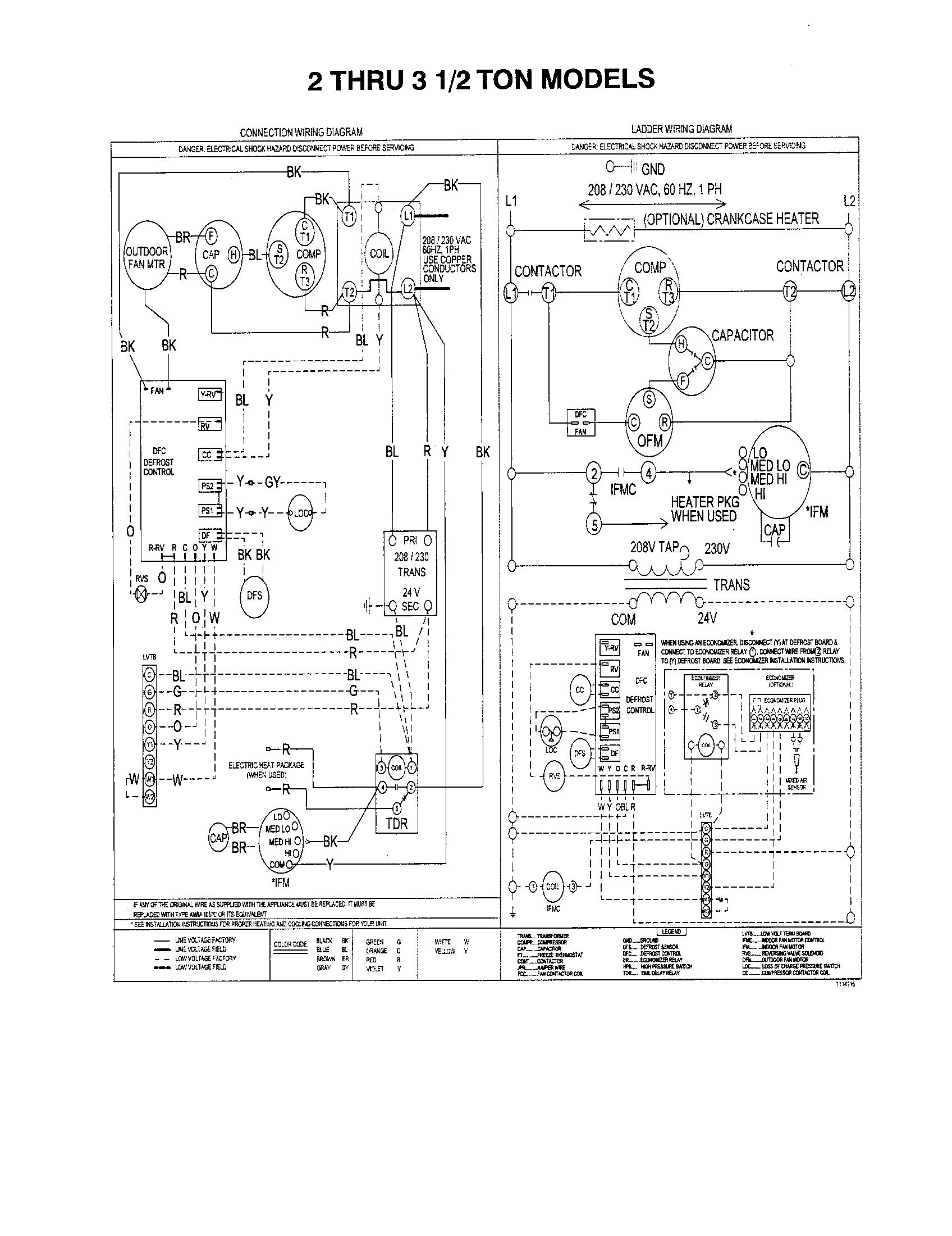 york rooftop unit wiring diagram Collection-Wiring Diagram For A Ac Unit Valid Outstanding York Rooftop Wiring Diagrams Ornament Simple Wiring 9-a
