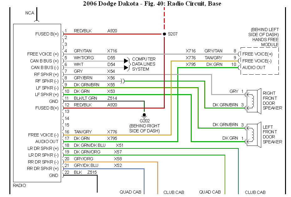 2006 Dodge Ram 1500 Wiring Diagram from www.justanswer.com