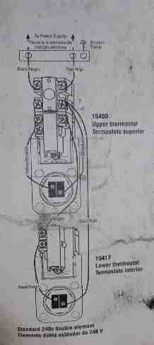 Heating Element Wiring Diagram Hot Water Heater from inspectapedia.com