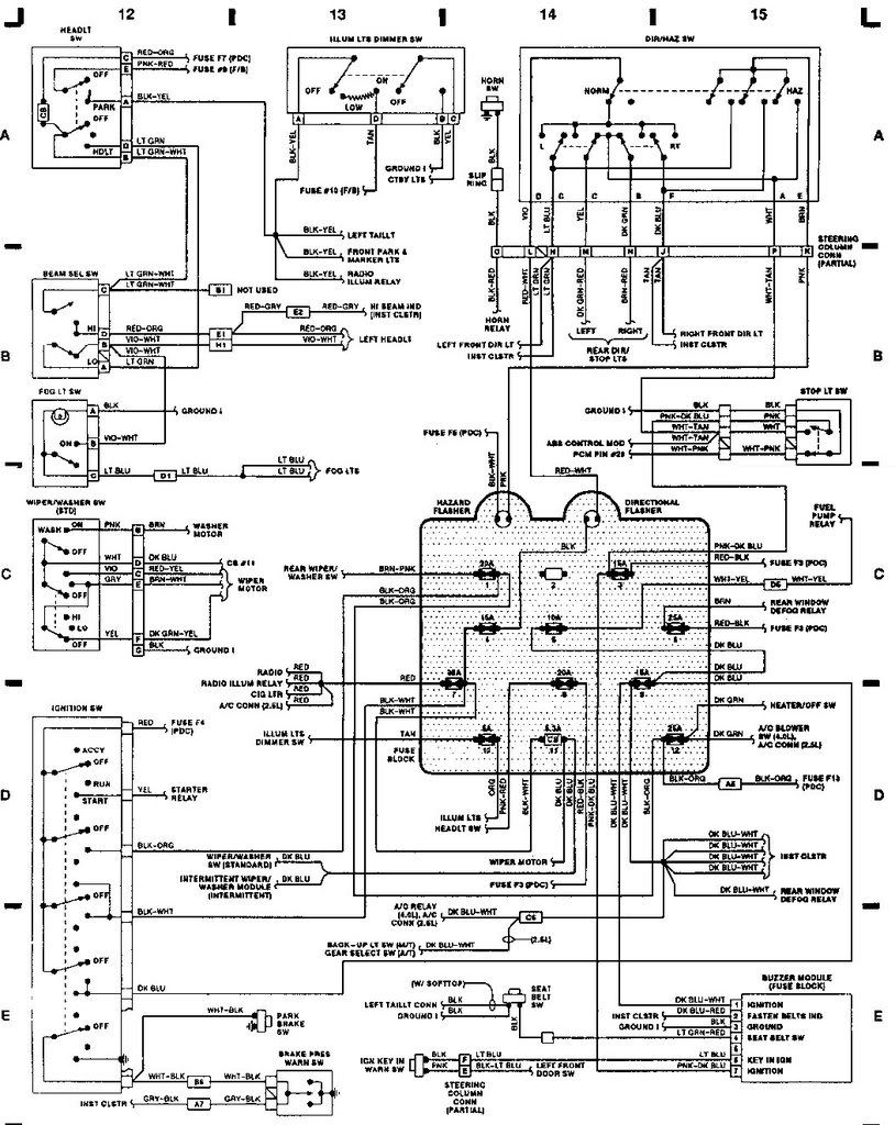 1987 Jeep Wrangler Wiring Harness from i.pinimg.com