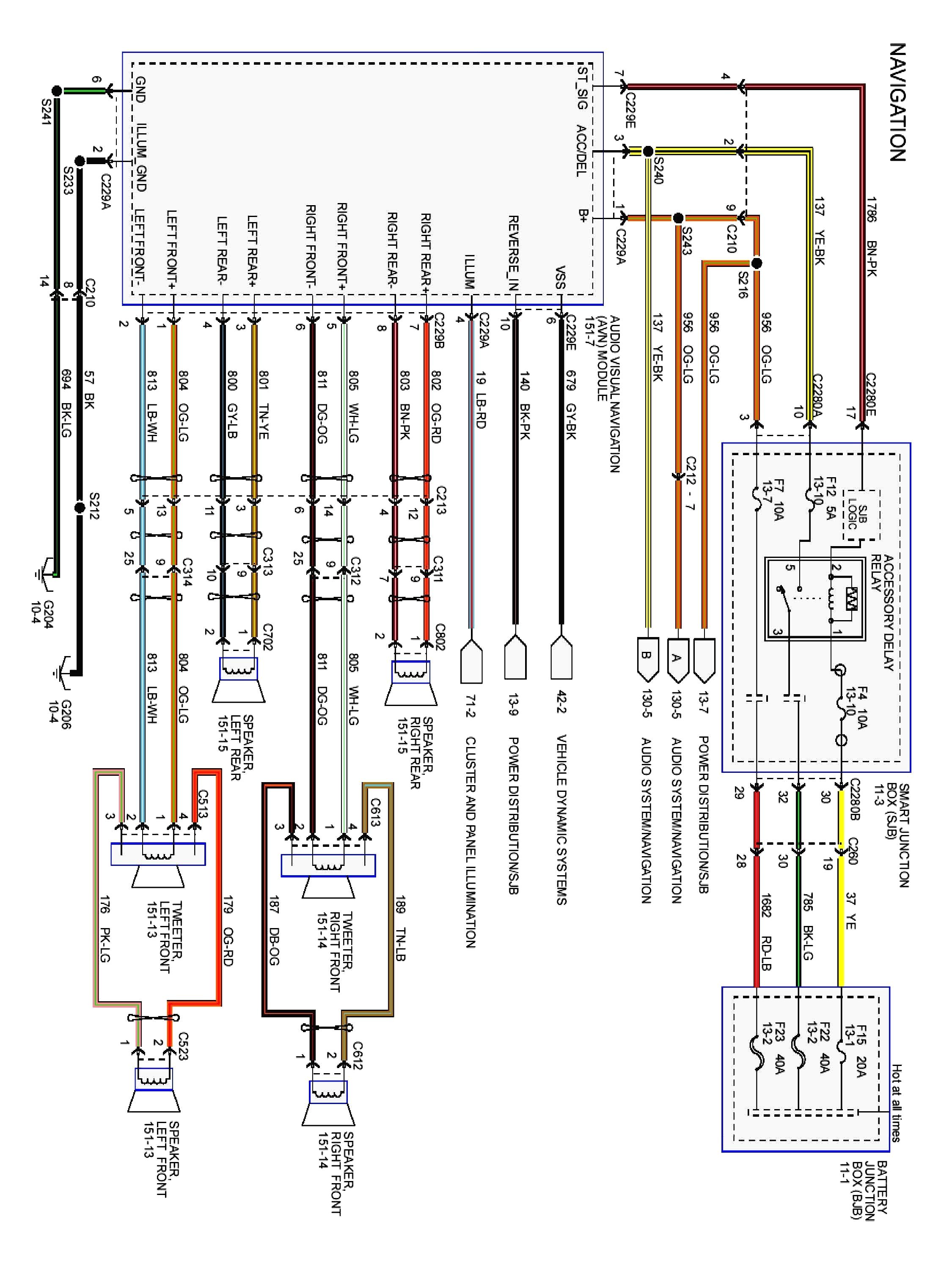 2008 Ford Econoline Van Radio Wiring Diagram from wholefoodsonabudget.com