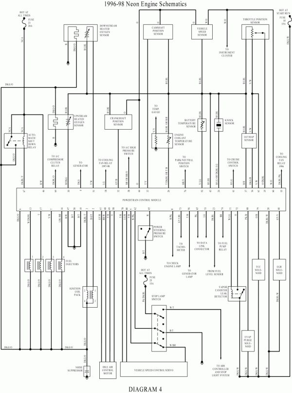 Wiring Diagram For Dodge from i.pinimg.com