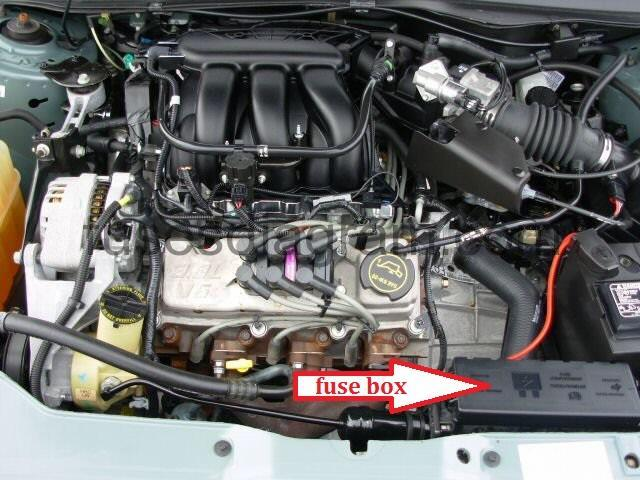 2004 Ford Taurus Wiring Diagram from fusesdiagram.com