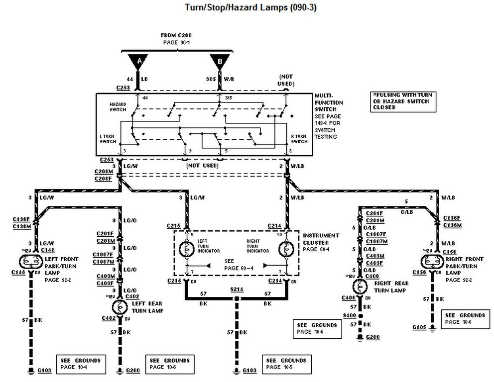 Ford Ranger Stereo Wiring Diagram from ww2.justanswer.com