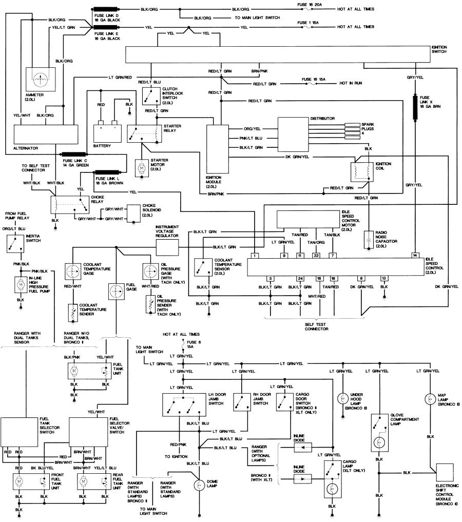 1989 Ford Bronco Stereo Wiring Diagram from broncoiicorral.com