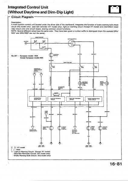 2002 Honda Civic Instrument Cluster Wiring Diagram from honda-tech.com