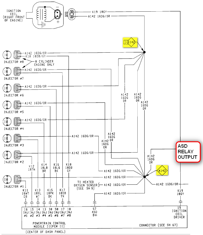 Wiring Diagram For A 1997 Dodge Ram 2500 Stereo System Collection