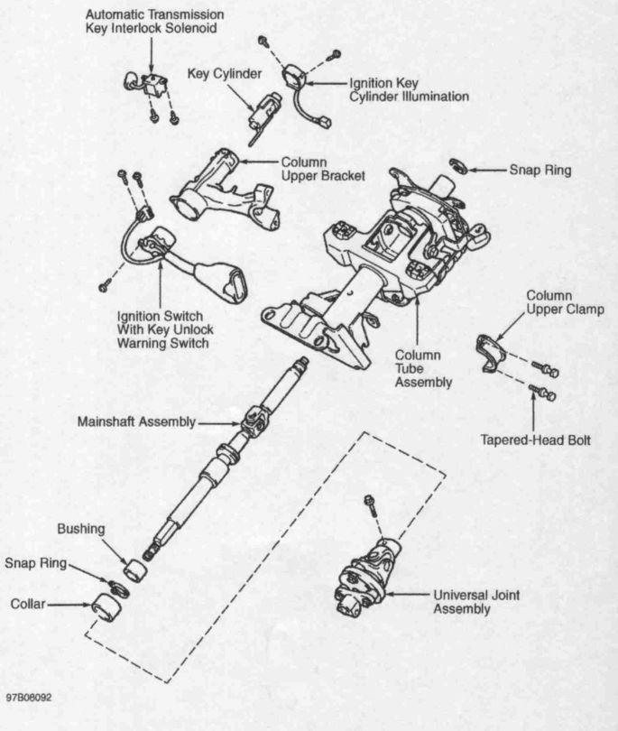 Toyota Ignition Switch Wiring Diagram from ww2.justanswer.com