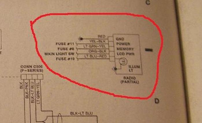 1993 Ford F150 Fuel Pump Wiring Diagram from www.f150forum.com