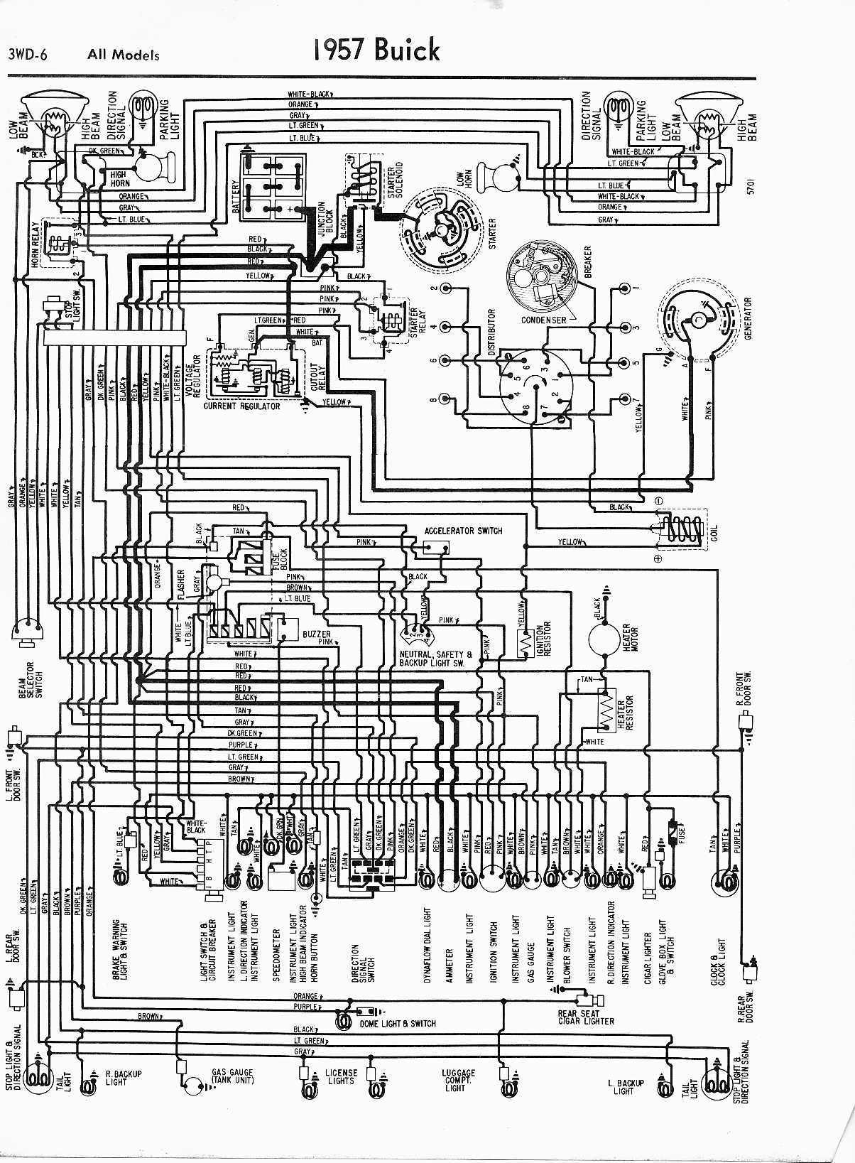 1938 Buick Century Wiring Harness from www.oldcarmanualproject.com