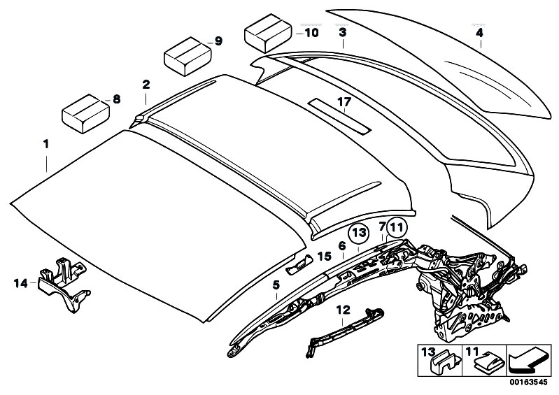 2012 Bmw M6 E93 Drivers Seat Wiring Diagram from www.estore-central.com