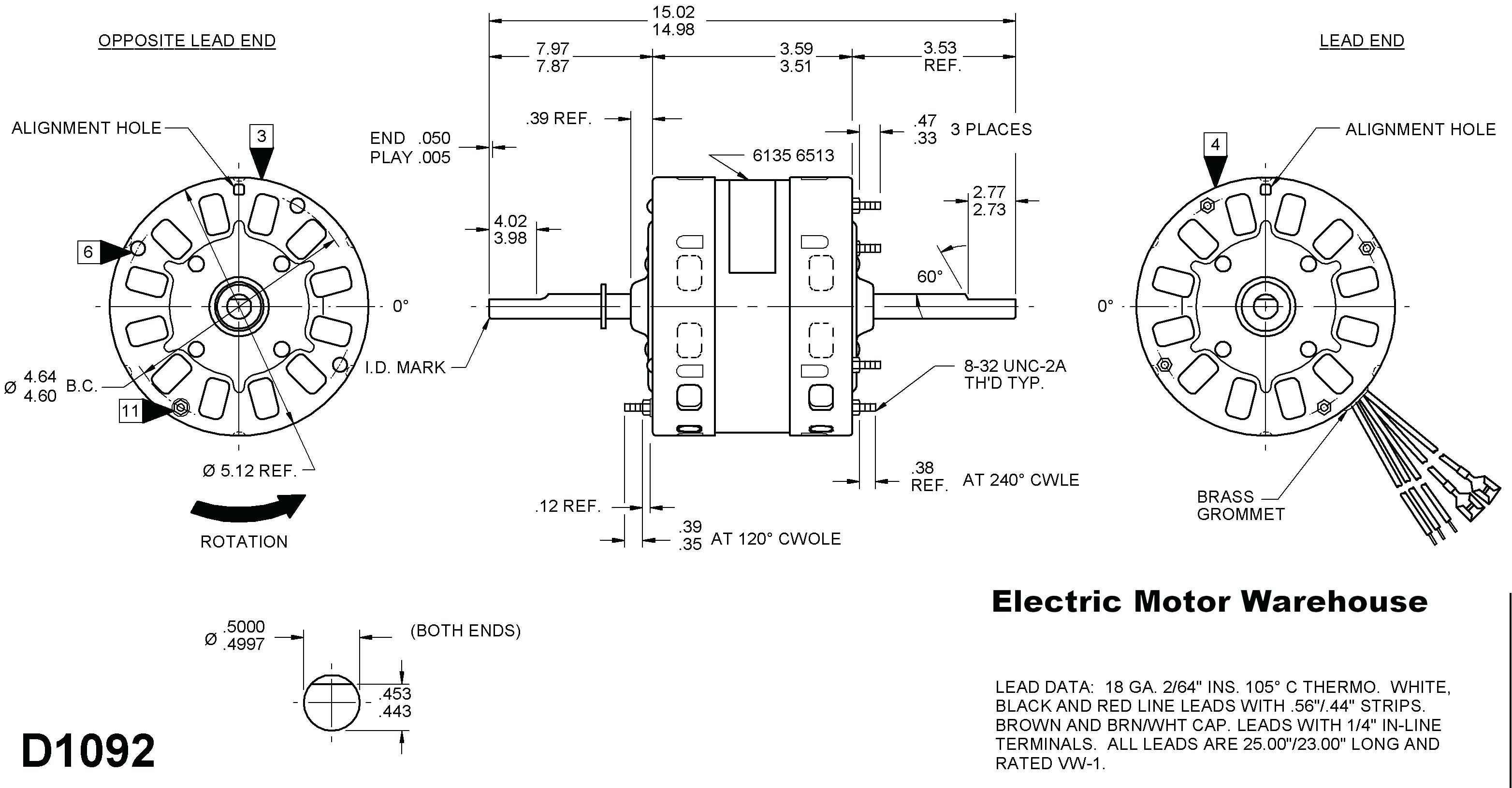 A O Smith Electric Motor Wiring Diagram from wholefoodsonabudget.com