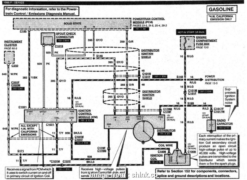 2001 Ford F150 Radio Wiring Diagram Download from tonetastic.info