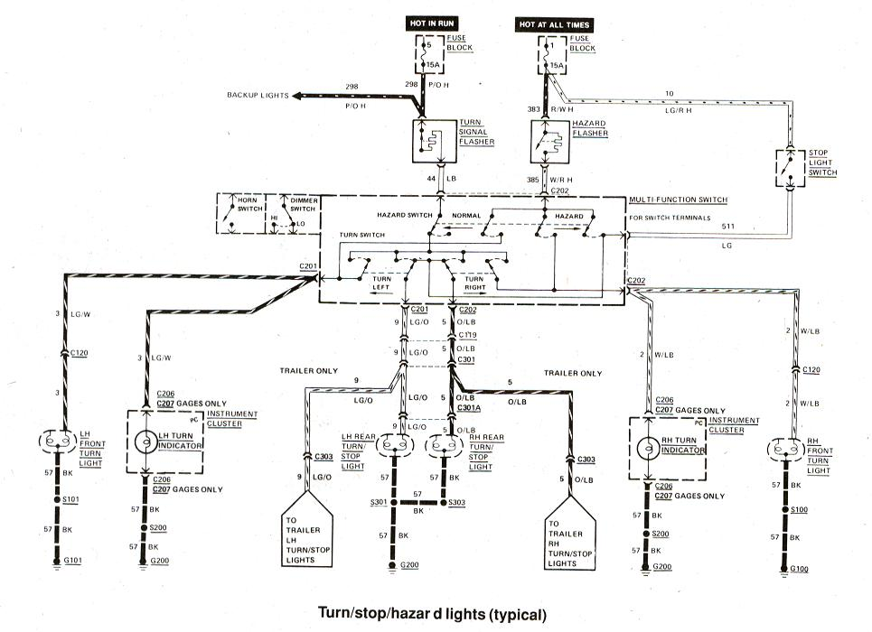 1994 Ford Ranger Wiring Harness Diagram from www.therangerstation.com
