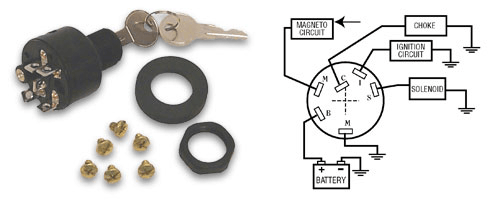 Mercruiser Ignition Switch Wiring Diagram from www.outboardignition.com