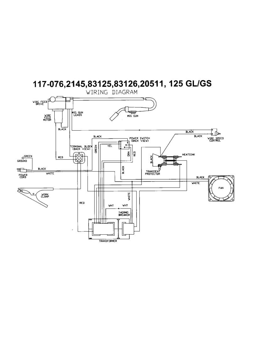 Lincoln Tig Welder Foot Pedal Wiring Diagram Collection