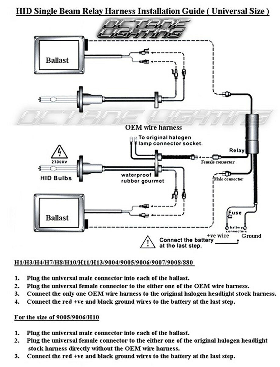 H4 Headlight Bulb Wiring Diagram  U2013 Database
