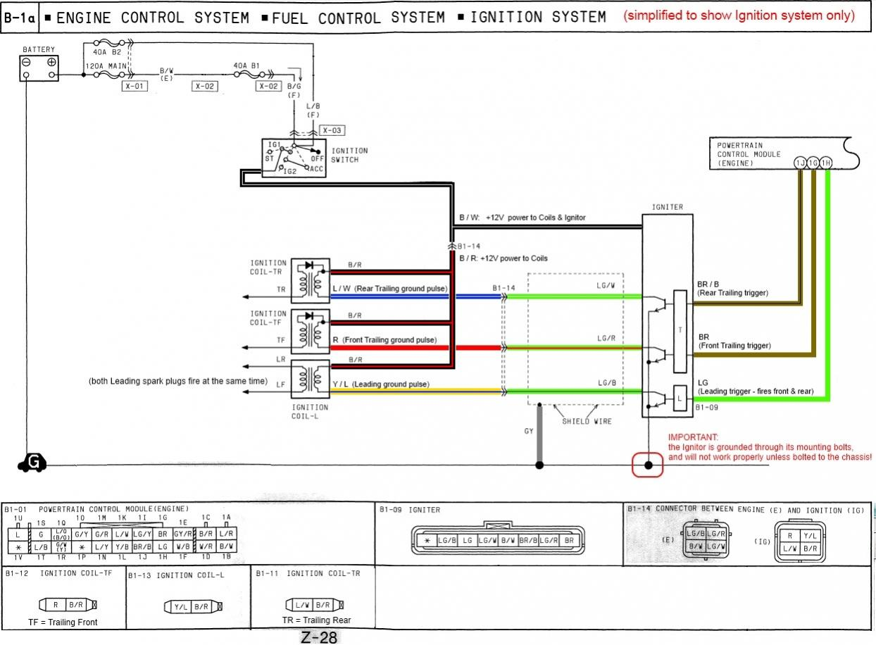 Boat Ignition Switch Wiring Diagram from www.rx7club.com