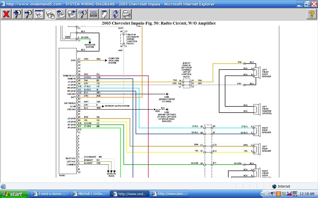 2001 Gmc Jimmy Stereo Wiring Diagram Pictures | Wiring ...