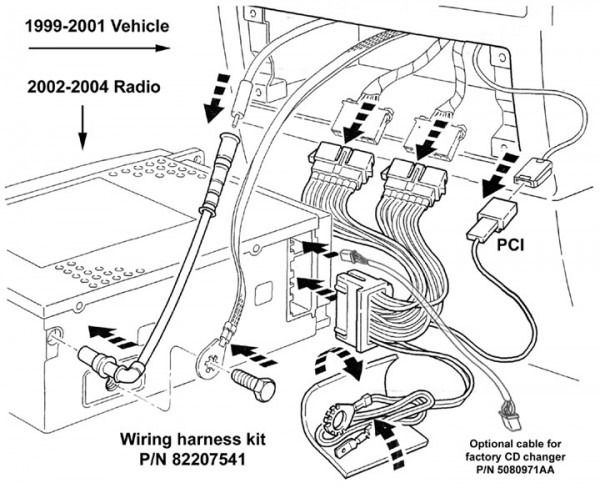 Jeep Wrangler Stereo Wiring Diagram from i.pinimg.com