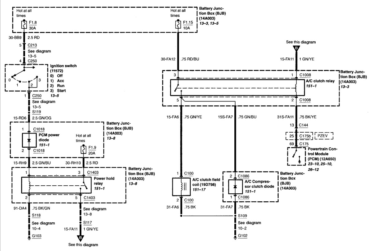 2007 Ford Focus Stereo Wiring Diagram from www.carsut.com