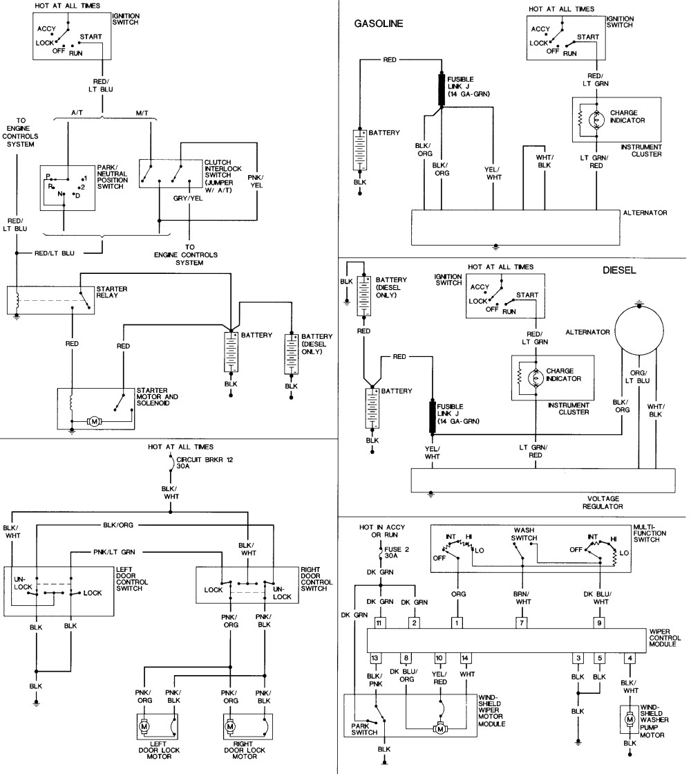 1995 Ford F150 Starter Solenoid Wiring Diagram from mainetreasurechest.com