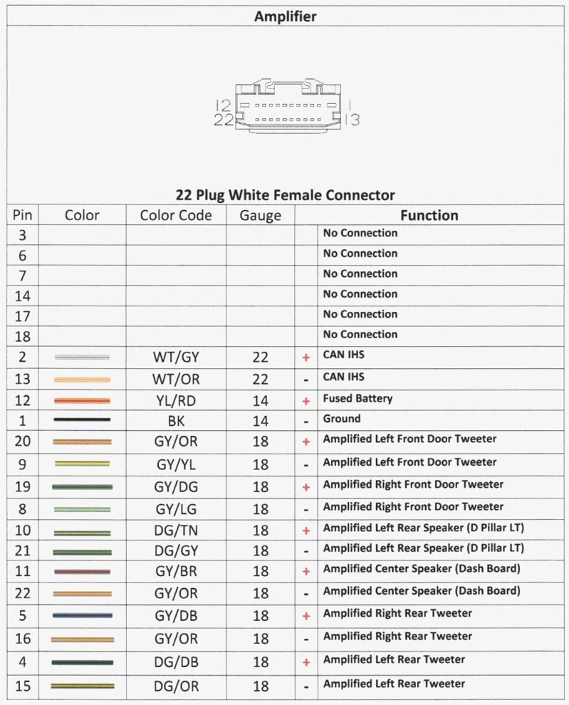 99 Ford Mustang Stereo Wiring Diagram from mainetreasurechest.com