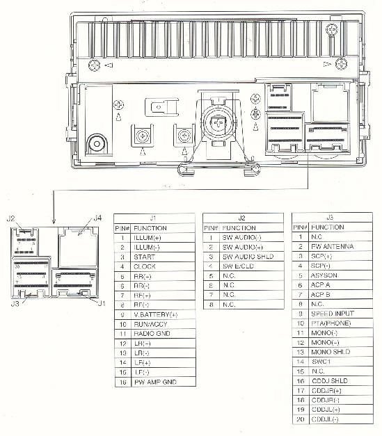 1998 Ford Mustang Stereo Wiring Diagram from i.pinimg.com