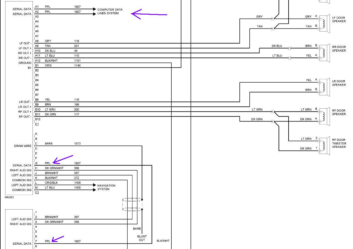 2005 Ford Focus Radio Wiring Diagram from www.355nation.net