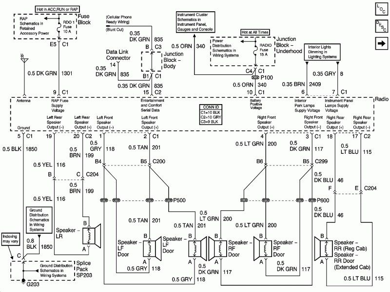 Gmc Trailer Wiring Schematic from i.pinimg.com