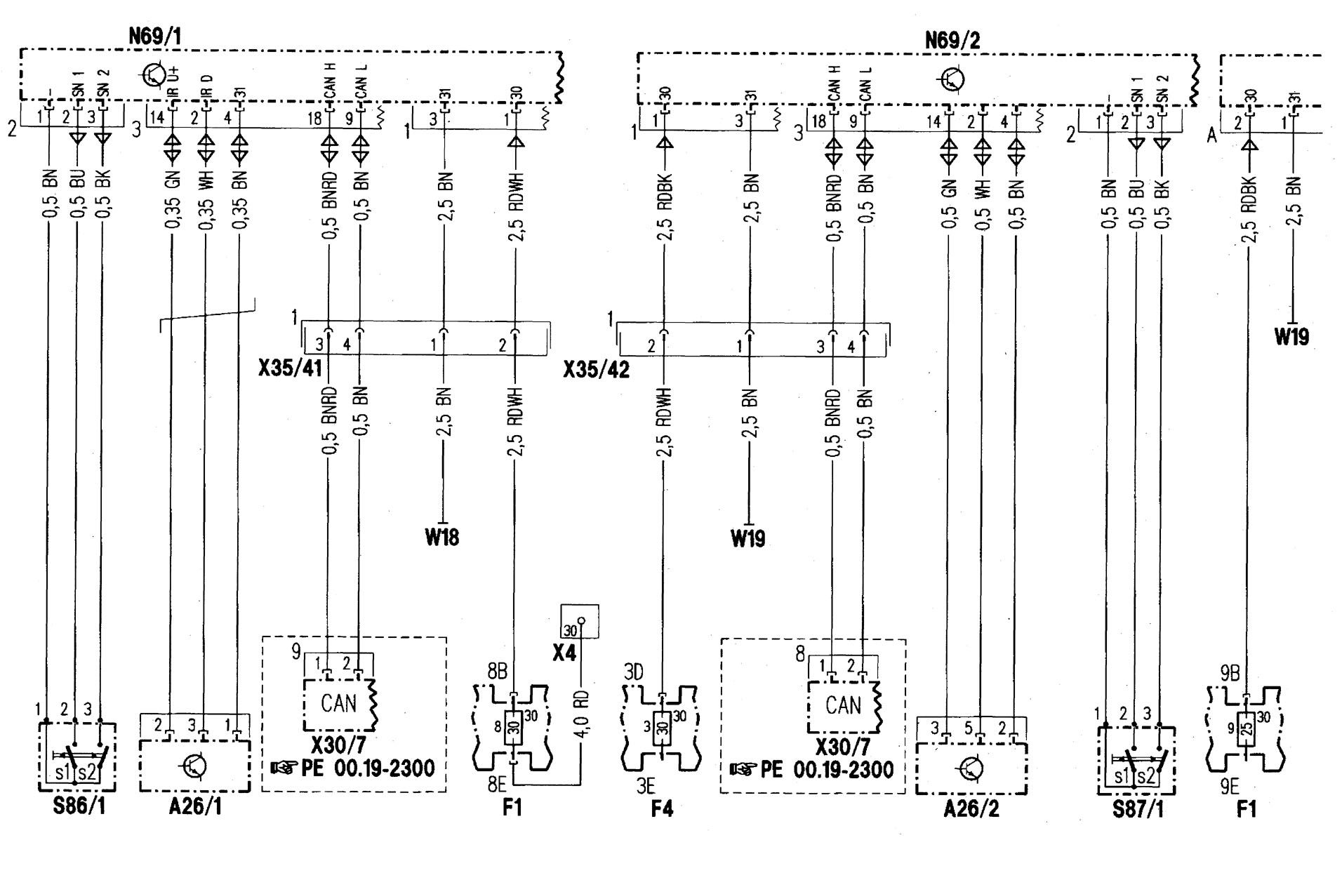 1998 Mercedes Ml320 Radio Wiring from www.carknowledge.info