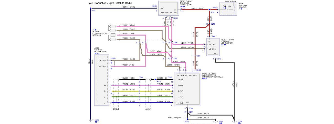 2007 Toyota Tacoma Stereo Wiring Diagram from www.justanswer.com